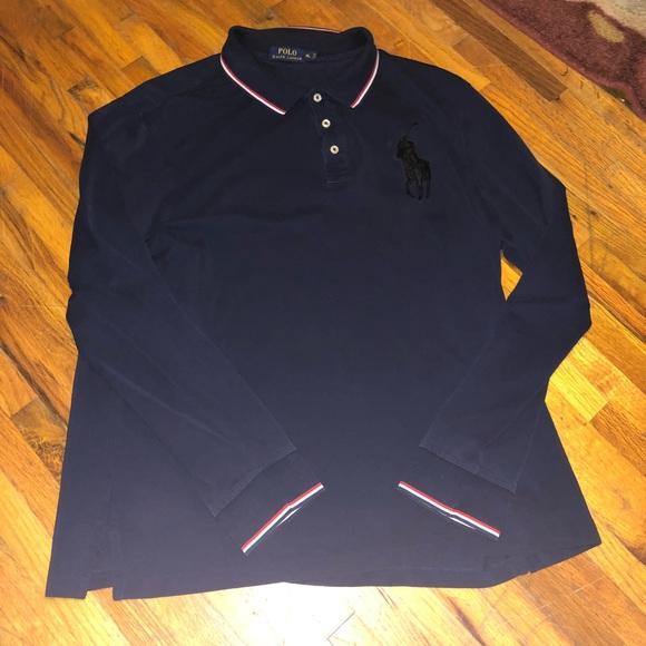 4b12053b5 Polo Ralph Lauren men s XL big pony polo shirt. M 5b2099f445c8b3748e706660